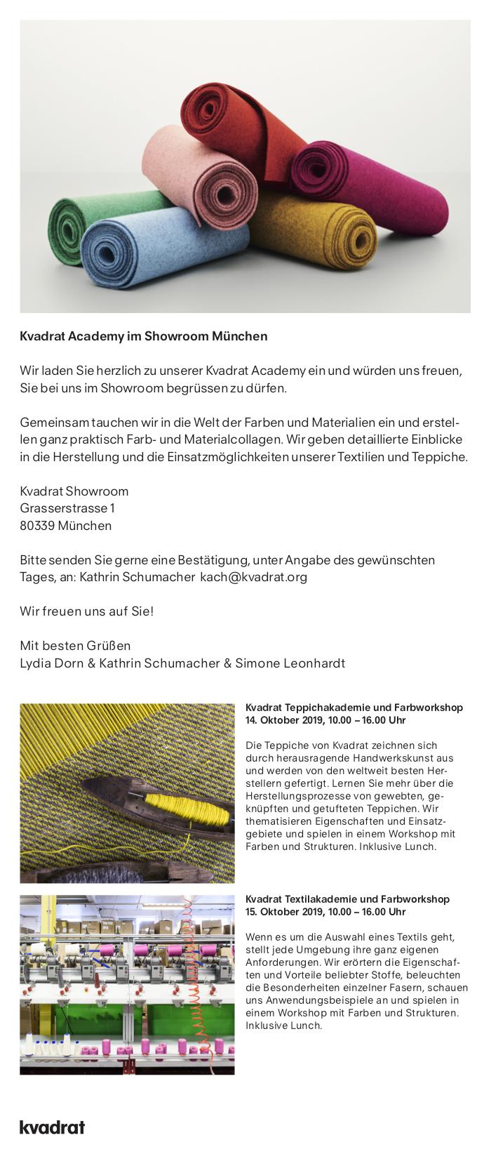 KV_Academy Days München 2019